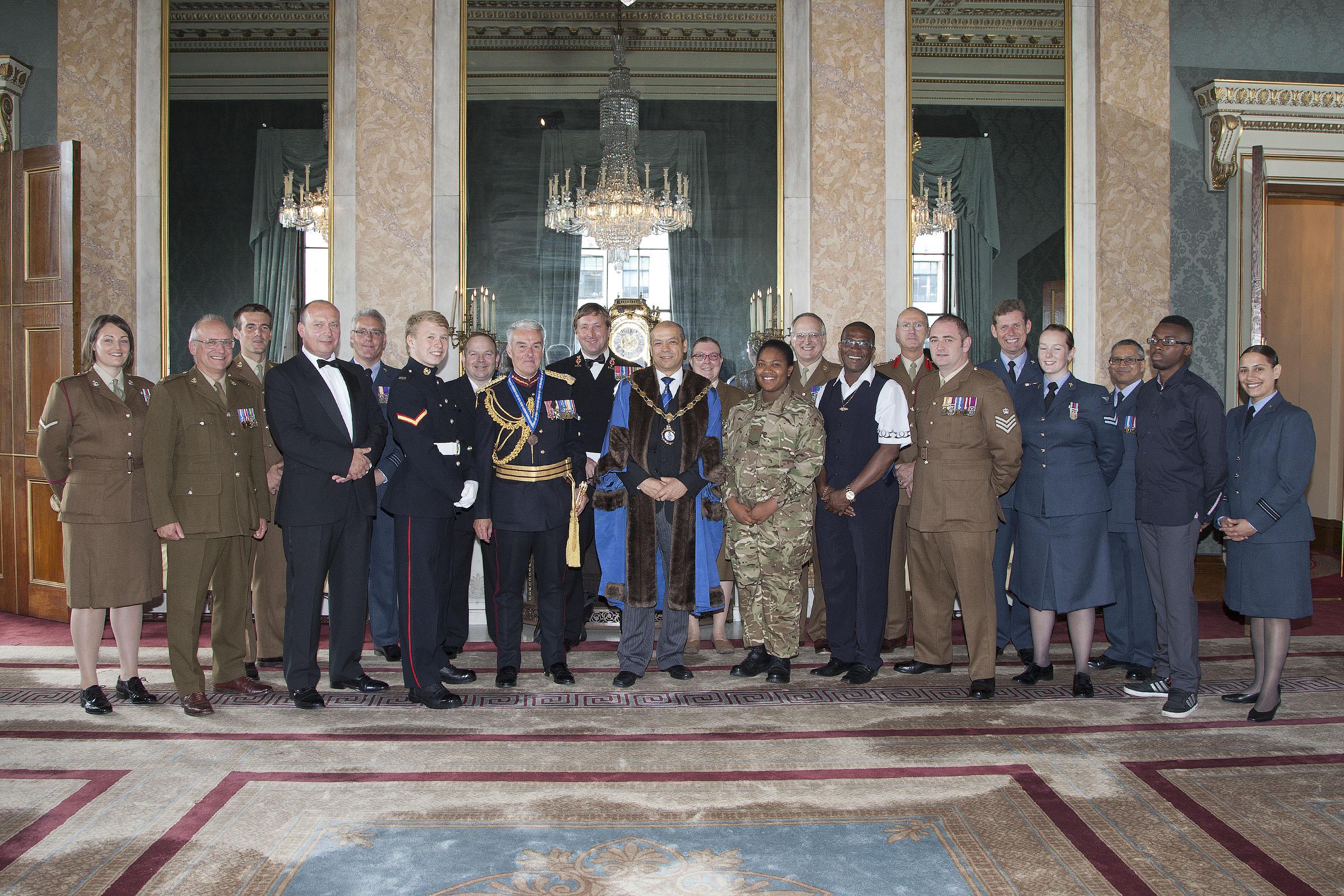 2014 Military Awards