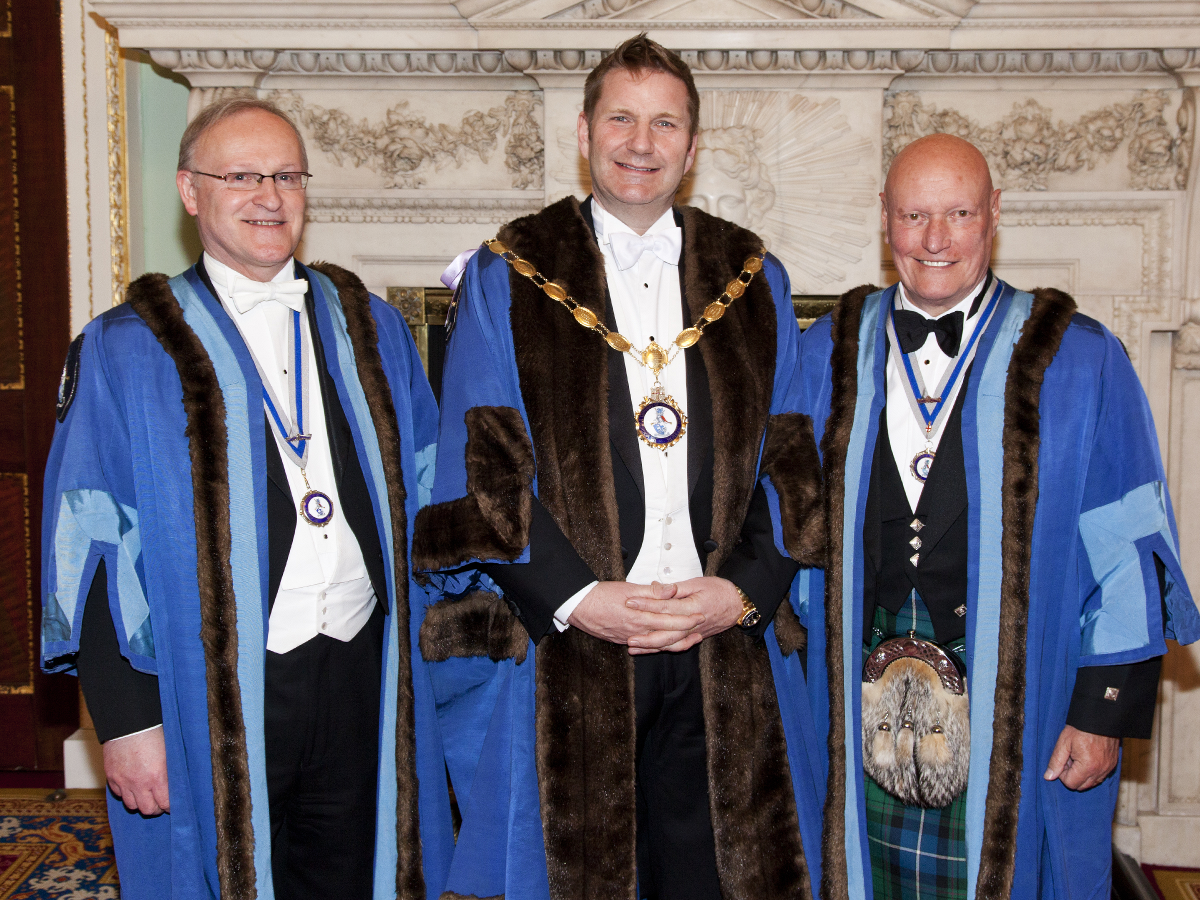 WCEC New Master Installation 2015 image