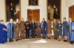 Military skills, knowledge and dedication recognised by The Worshipful Company of Environmental Cleaners