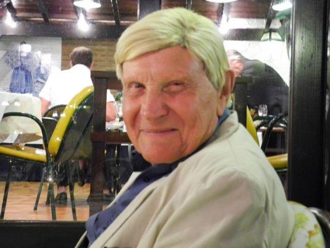 Liveryman John Hall – Obituary